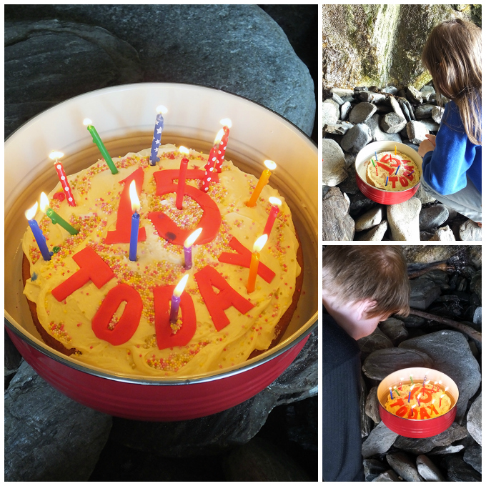Birthday Cake Collage Imagechef : Treasure Hunting at St. Ninian s Beach - Elizabeth s ...