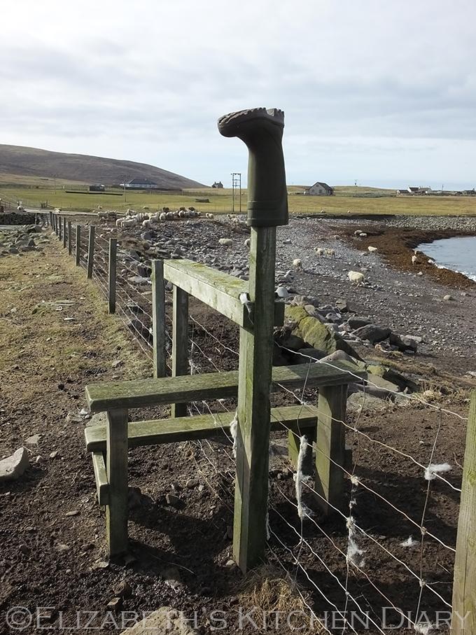 Sandness, Shetland