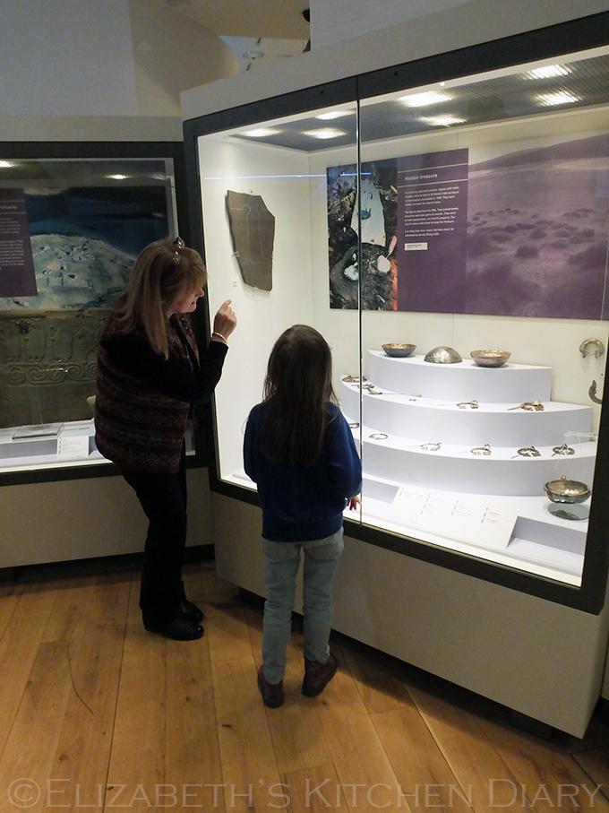 St. Ninian's replica treasure