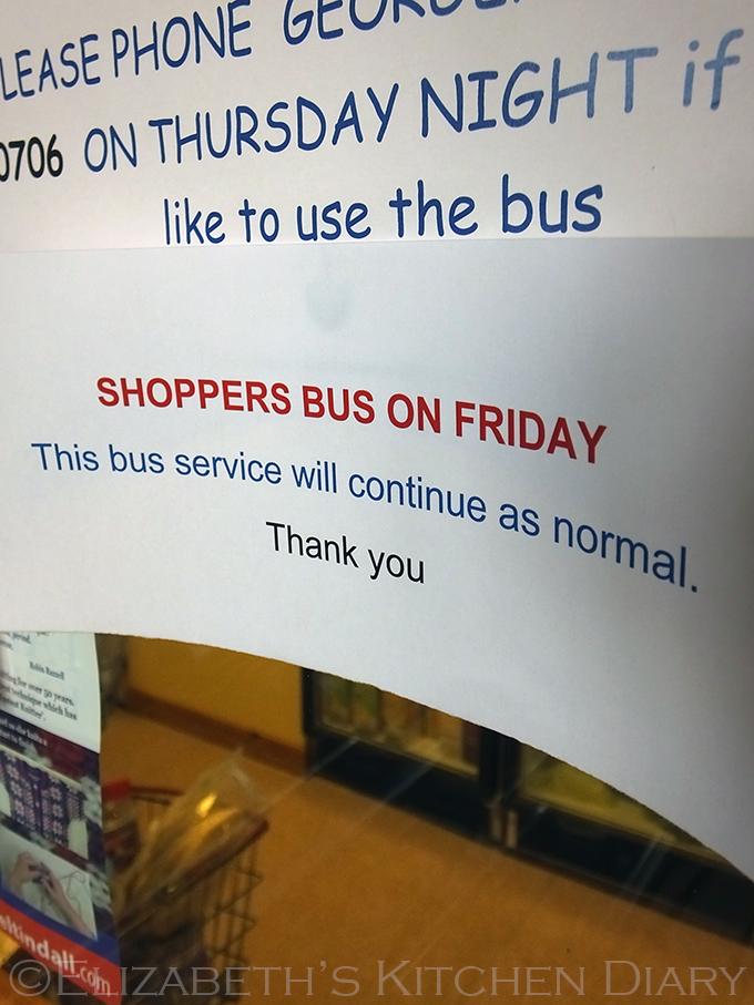 shopper bus
