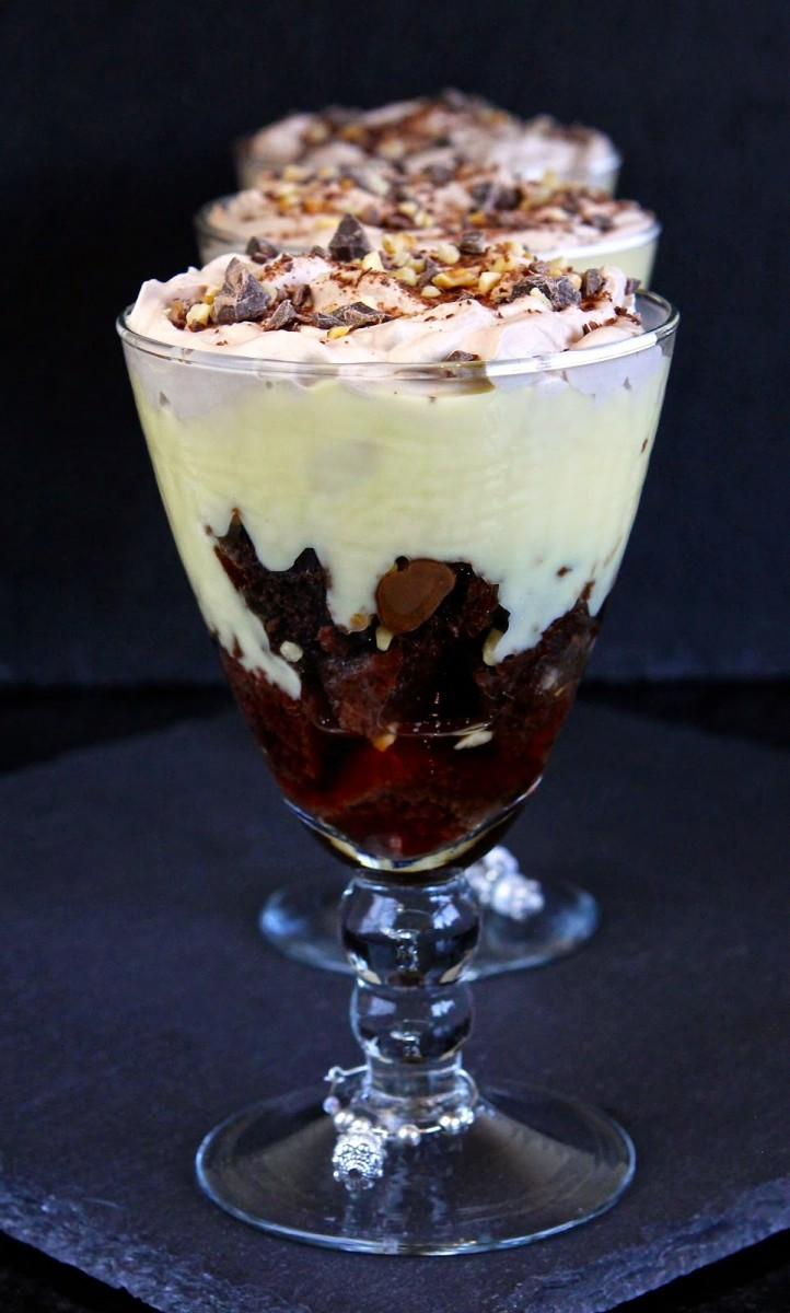 Nutella Trifle