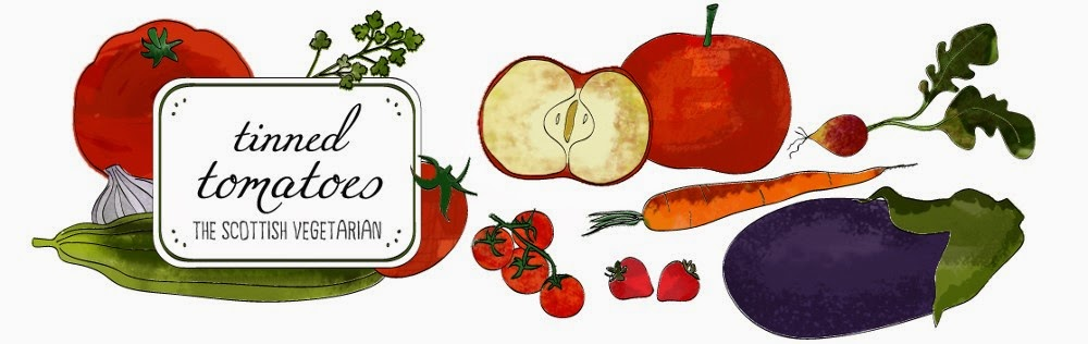 Tinned Tomatoes - The Scottish Vegetarian
