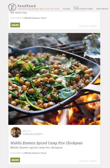 Feed Feed Middle Eastern Feed