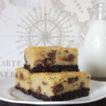 Chocolate Chip Cookie Brownie Bars
