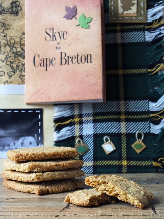Cape Breton Oatcakes