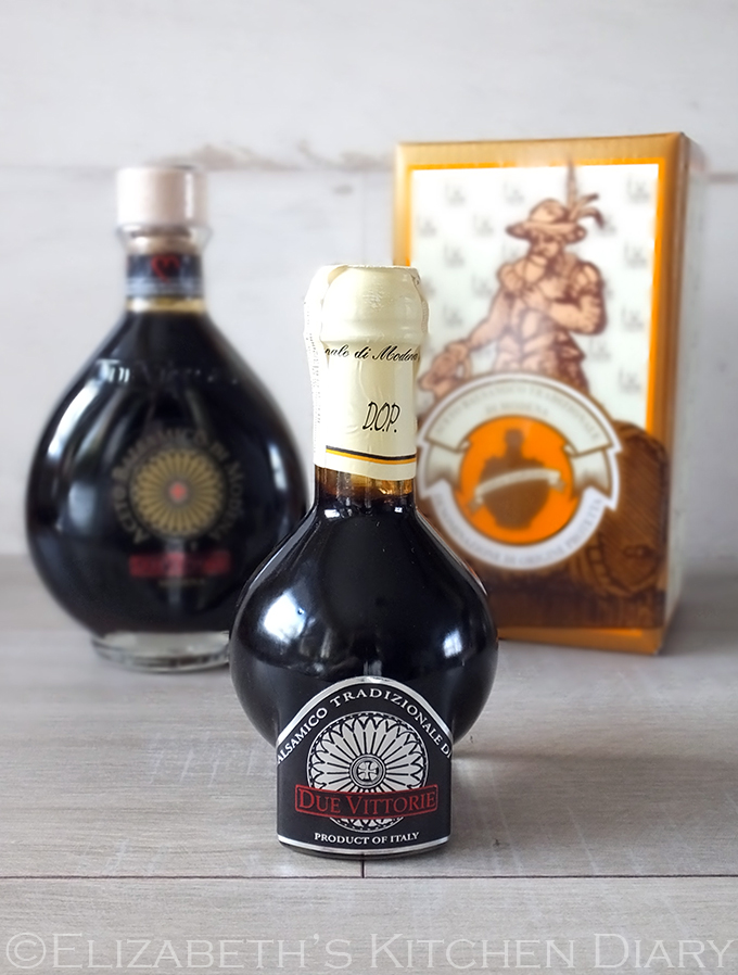 Due Vittorie Balsamic Vinegar