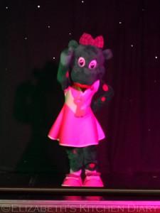 Lizzy - Parkdean mascot