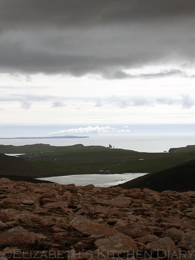 Mid Field, Shetland