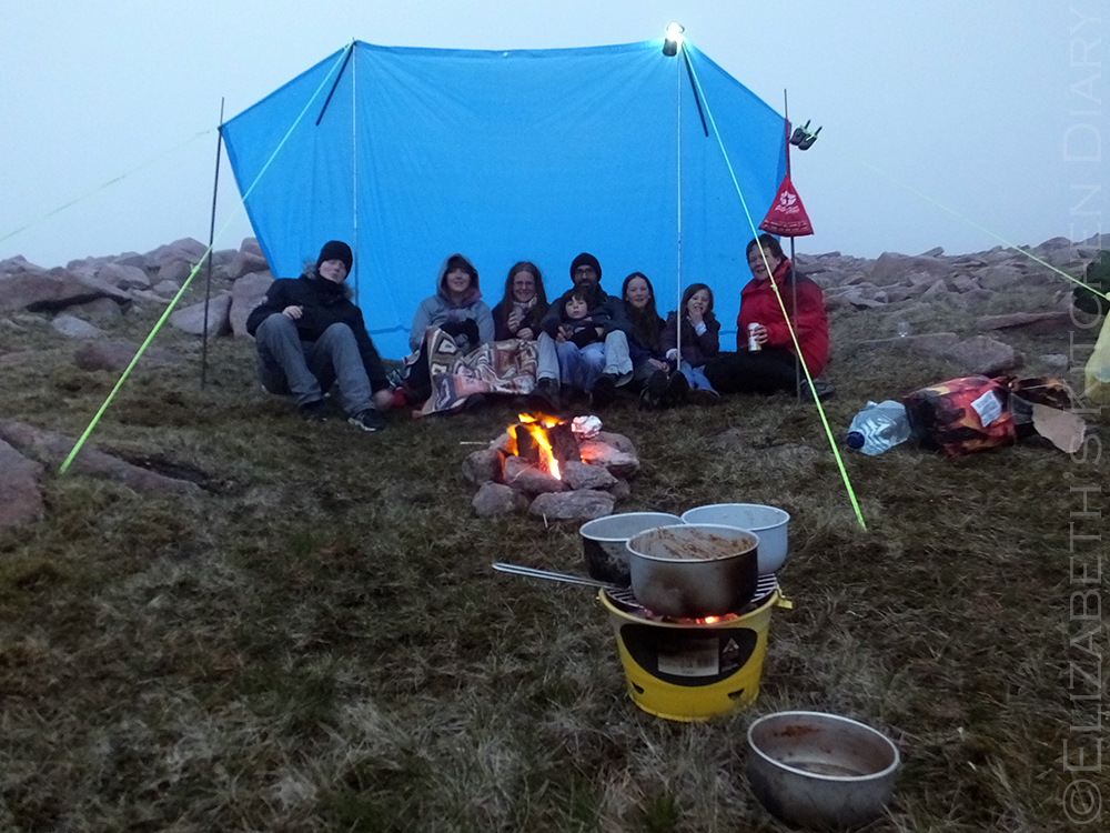 Mid Field Camp Site