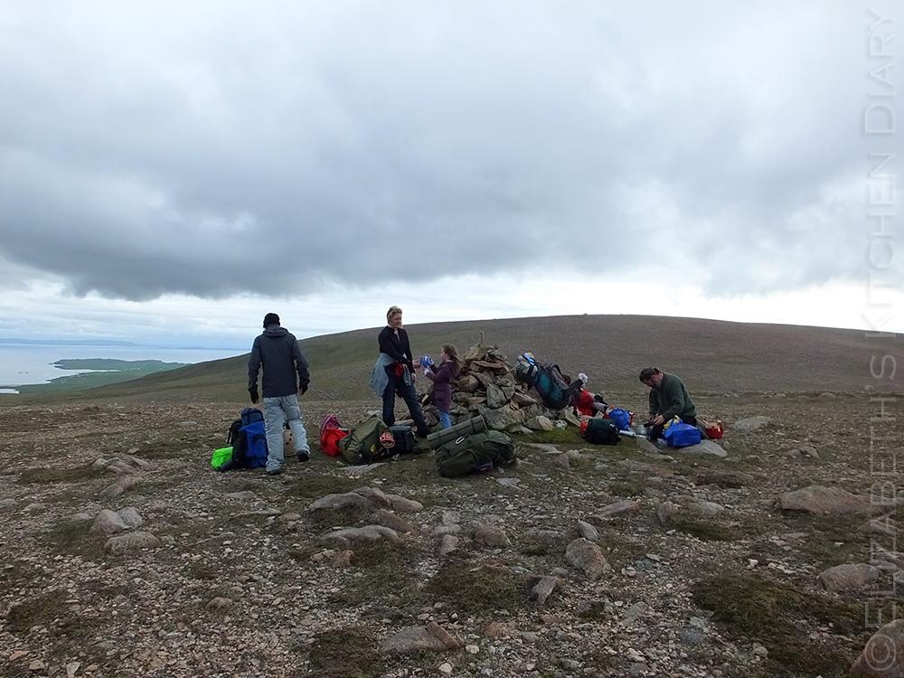 Mid Field Summit, Shetland