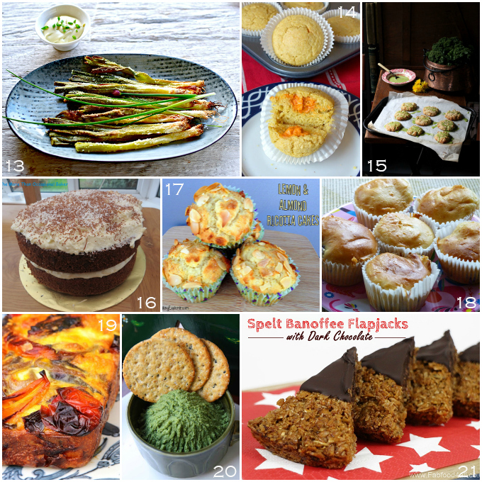No Waste Food Challenge - May 2015