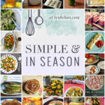 Simple and in Season Collage May 2015