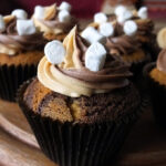 S'mores Cupcakes from Elizabeth's Kitchen Diary