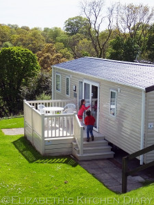 Wemyss Bay Holiday Park Bruce Caravan