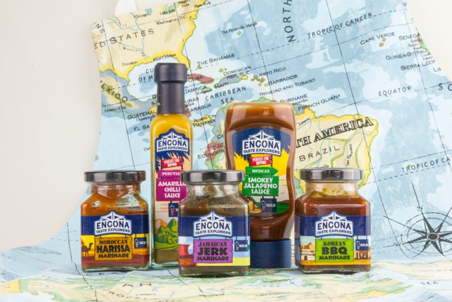 Encona Taste Explorers