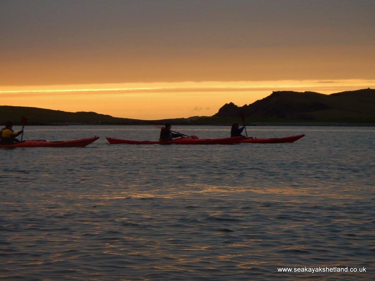 Sea Kayak Training