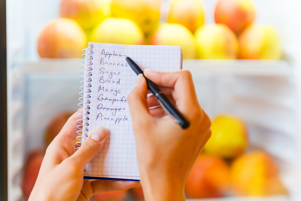Shopping List image by Shutterstock