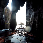 Ronas Voe Sea Cave