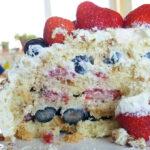 Sockerkaka – Great Grandmother's Sponge Cake