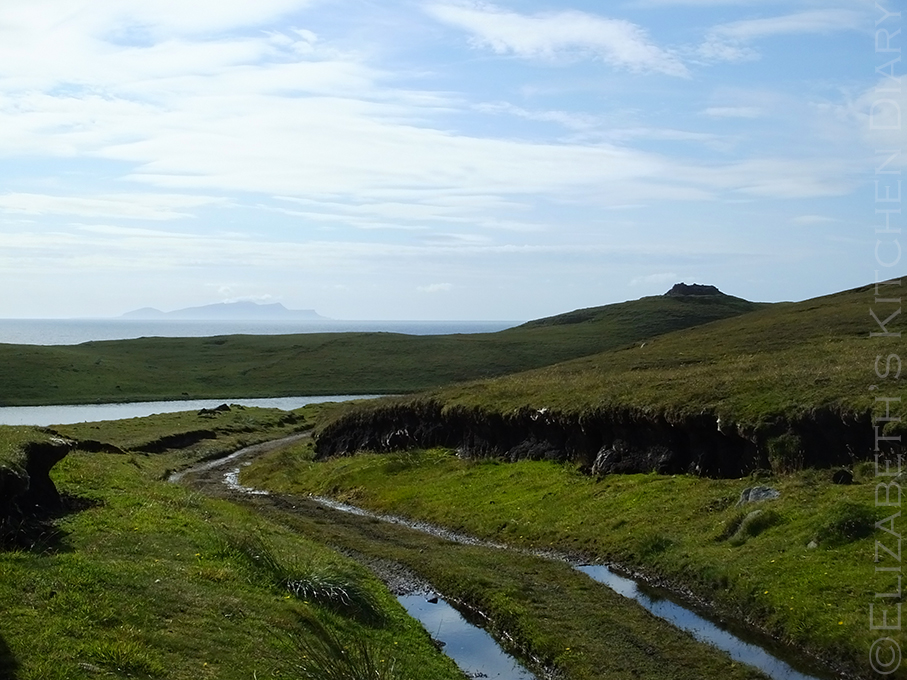 Culswick Broch, Shetland