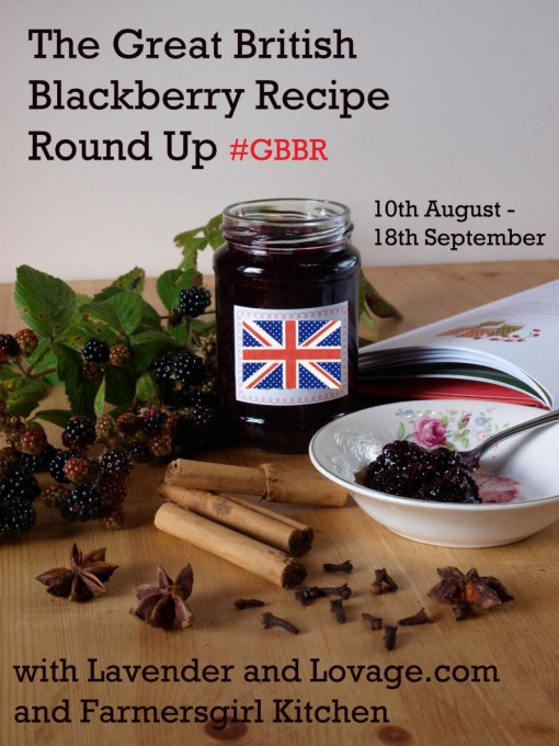 Great British Blackberry Recipe Round Up