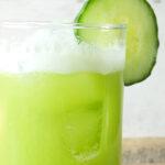 Kohlrabi & Cucumber Quencher