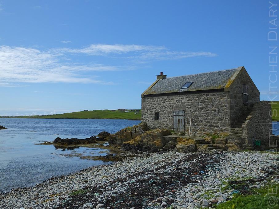 Nesbister Bod, Whiteness, Shetland