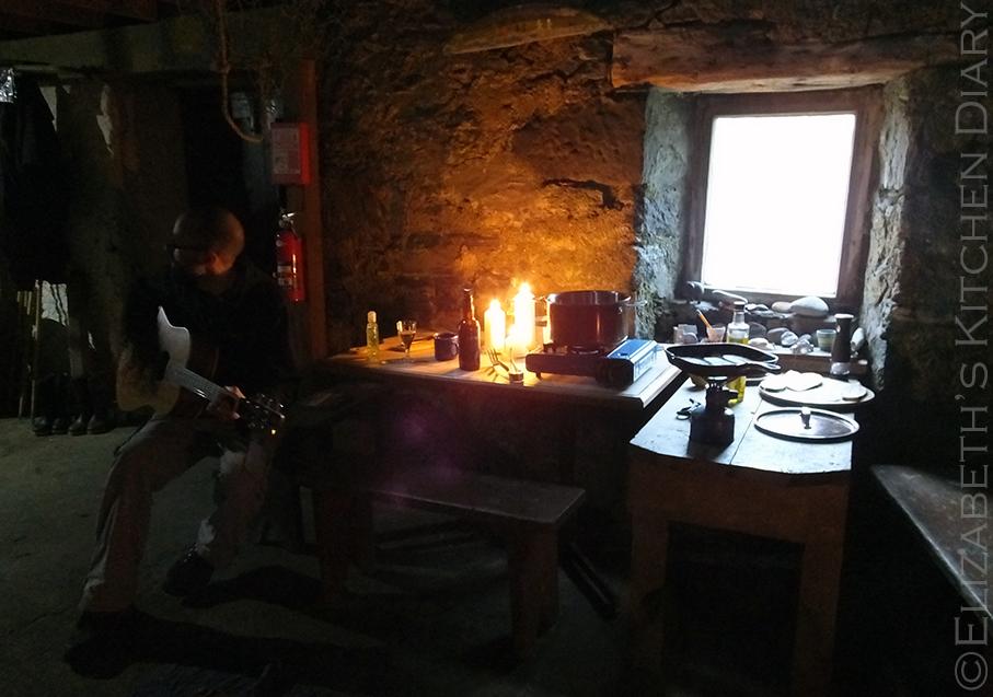 Nesbister cooking