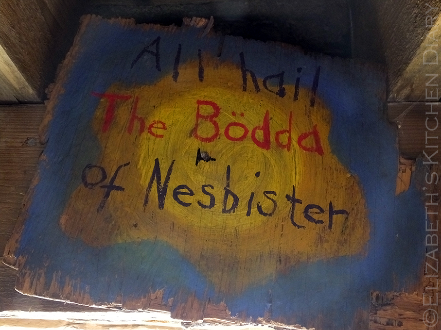 The Bodda of Nesbister