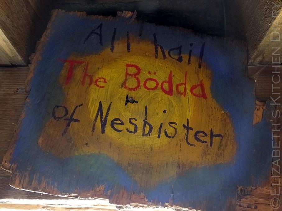 The Bodda of Nesbister