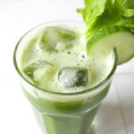 Veggie Zinger Juice with Matcha Green Tea