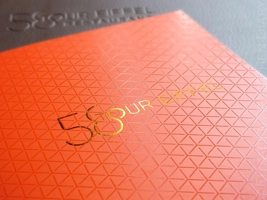 58 Tour Eiffel Restaurant