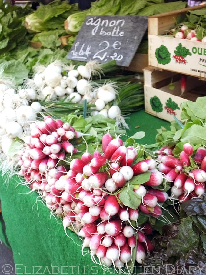 Aligre Market, Paris