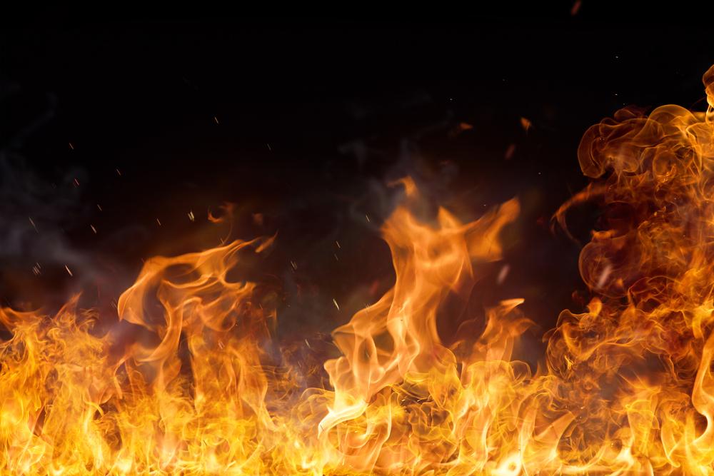 Bonfire Night via Shutterstock
