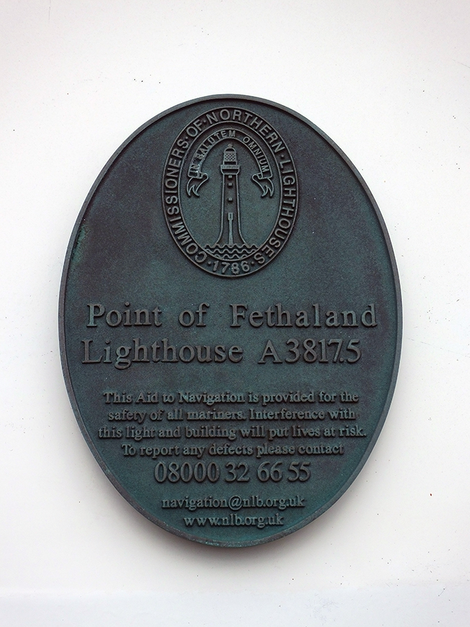 Fethaland Lighthouse