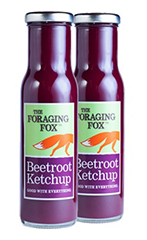 Foraging Fox Beetroot Ketchup