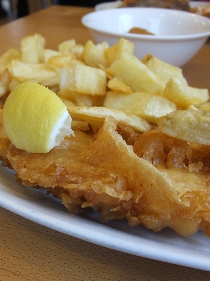 Frankies Fish and Chips