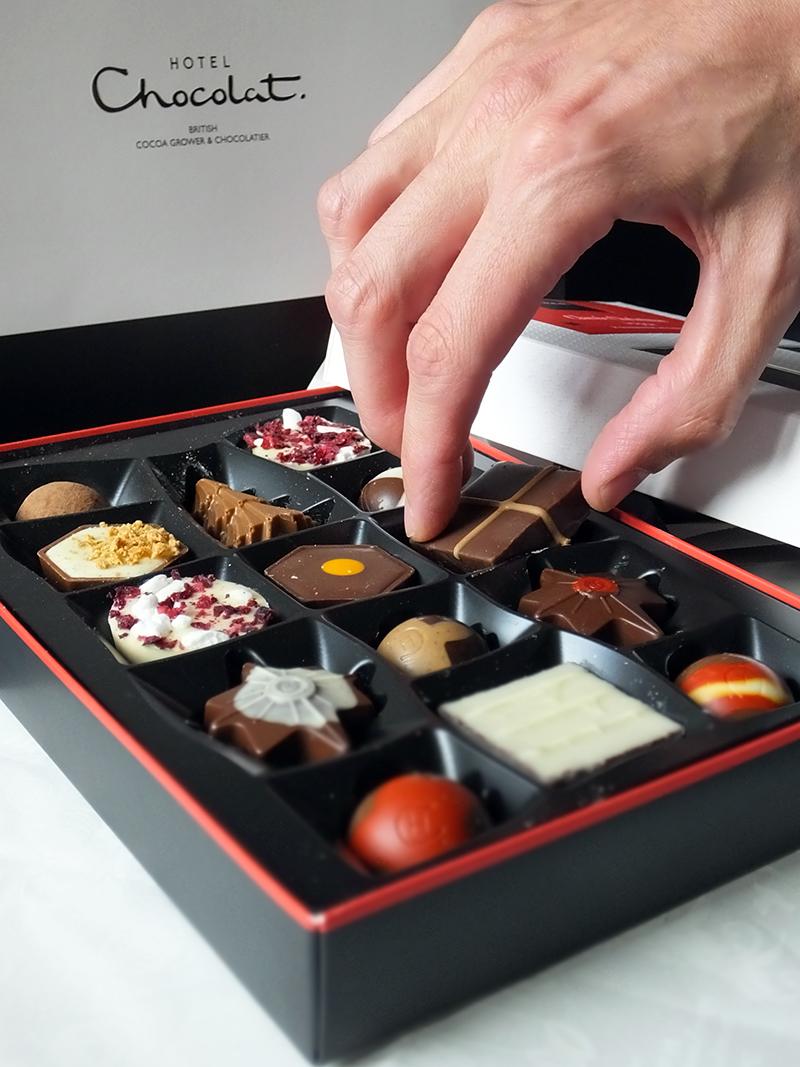 Hotel Chocolat Classic Christmas H box