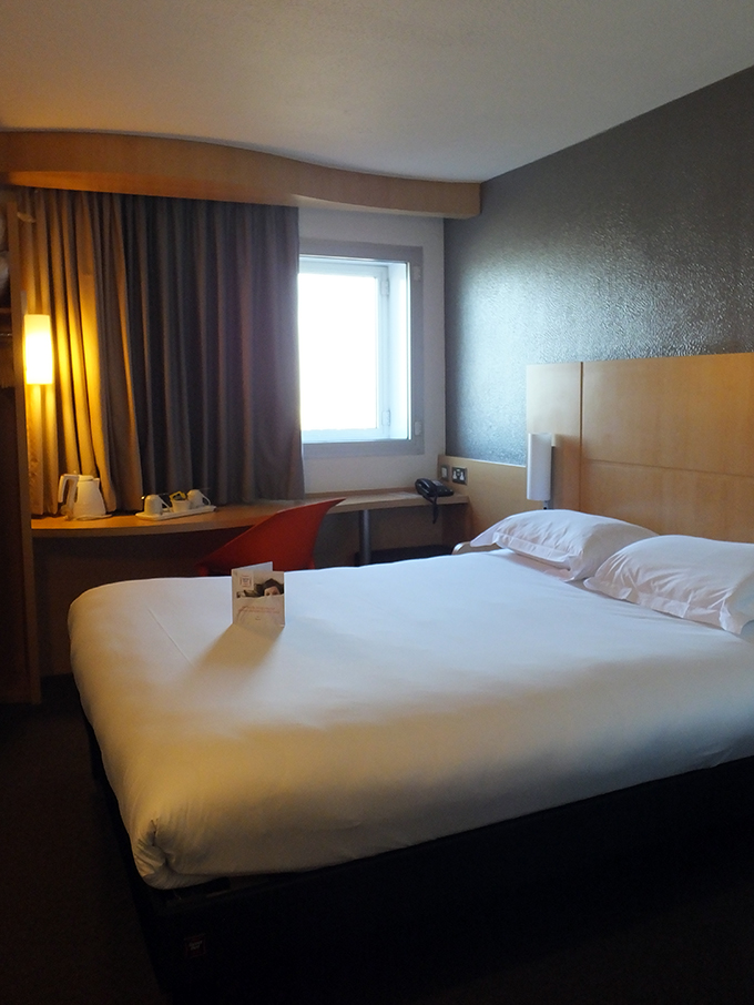 London Heathrow Ibis Hotel