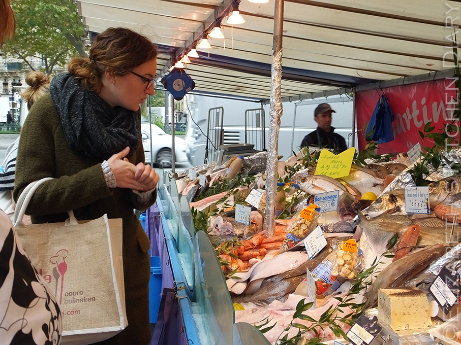 Marche Maubert Seafood
