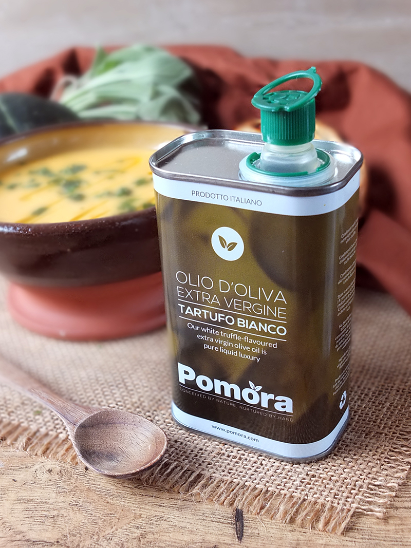 Pomora White Truffle Infused Olive Oil