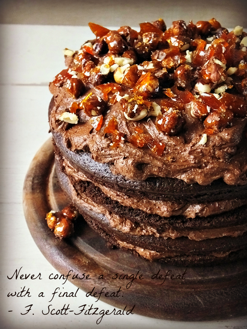 Hazel Chocolate Cake Recipe