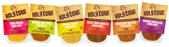 Holy Cow! Curry Sauces