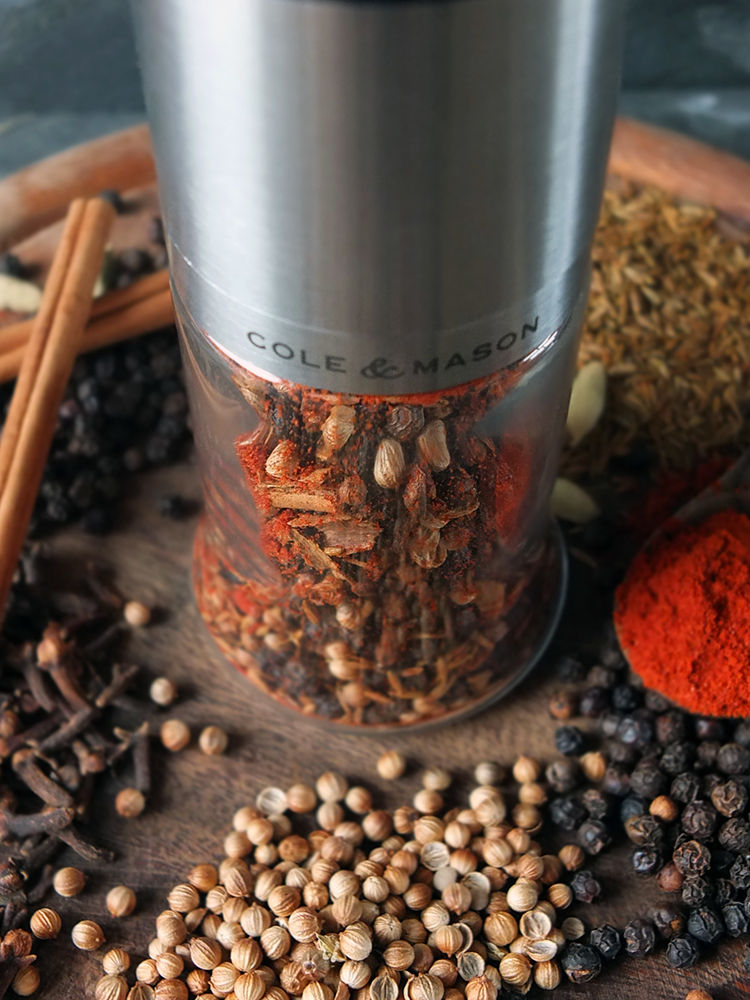 Baharat - A Middle Eastern Spice Blend