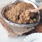Bramley Apple Crumble