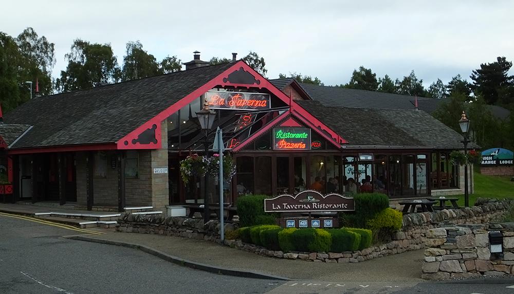 La Taverna, Aviemore