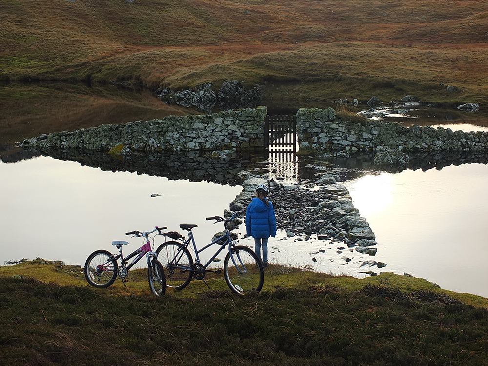 Da Brigs, Vementry, Shetland