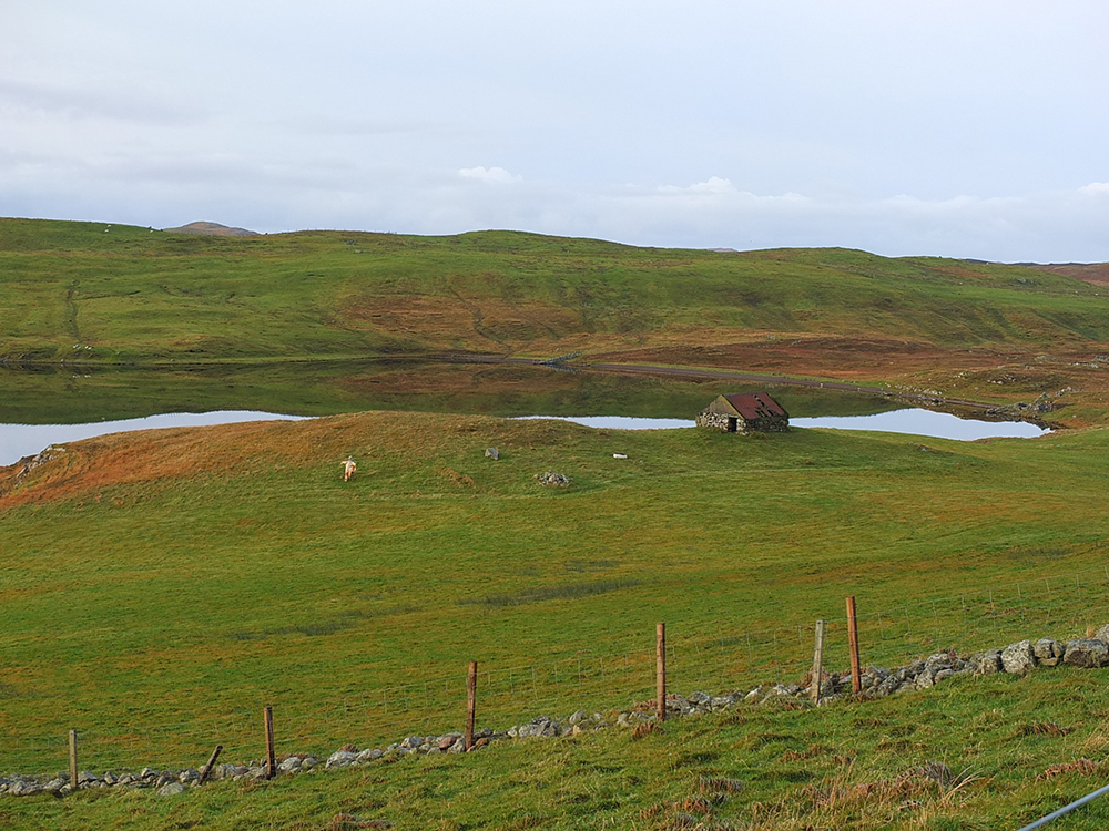 Vementry, Shetland