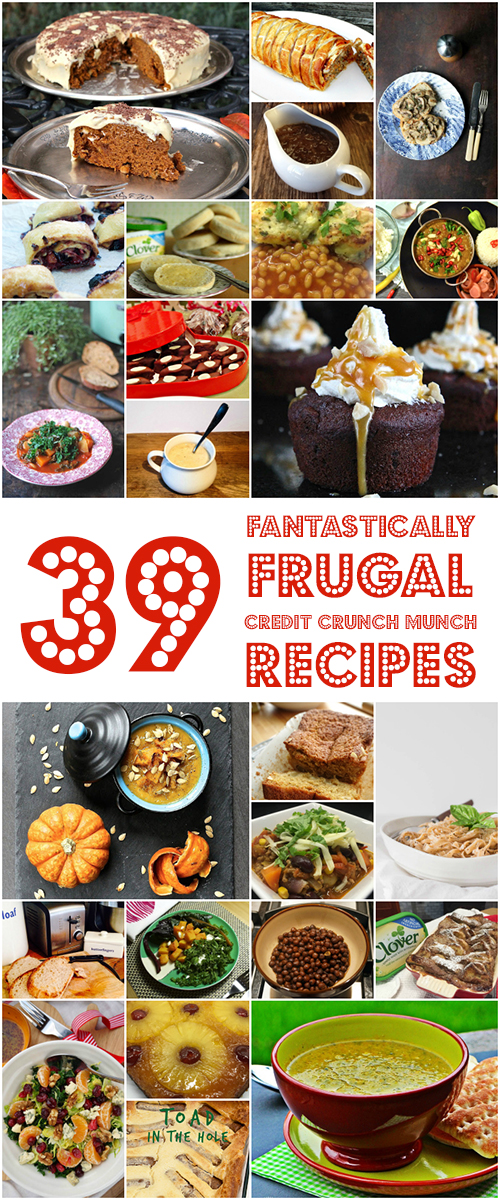 Credit Crunch Munch - 39 Fantastically Frugal Recipes