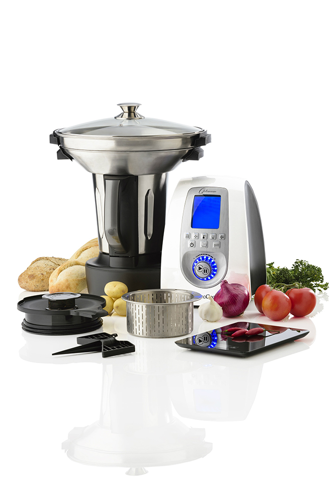 Review optimum thermocook a multi function cooking Kitchen appliance reviews uk